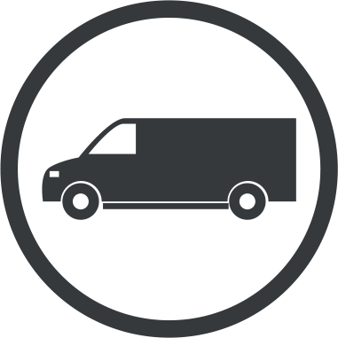 Oklejanie samochodów dostawczych dużych