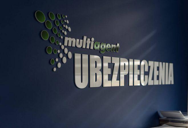 Logo z pleksi